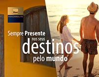 PSP Destinos pelo Mundo | Itaú Personnalité