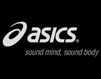 ASICS 2011 Global Print Campaign