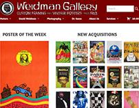 Weidman Gallery