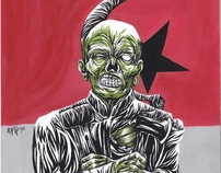 Zombie garis keras