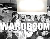 Kings Ward Room, Kings College