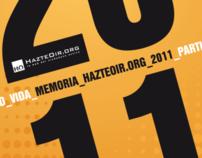 Memoria HO 2011
