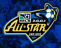 MLS All-Star 2001 Identity and Program
