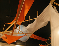 Tensile Fabric Installations