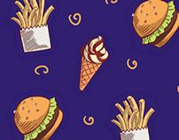 Foodie patterns