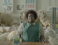 """Sheep"" - California Lottery"