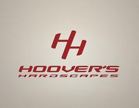Hoover's Hardscapes Logo/Branding