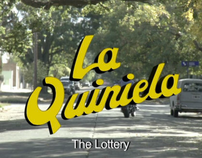 """Sidewalk"" - Lotería Nacional"