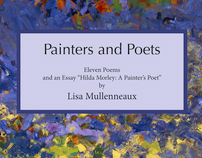 Book Design | Painters and Poets