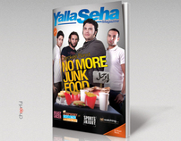 Yalla Seha - magazine