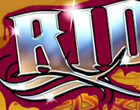 Dr Pepper Unmistakable Ride Logo