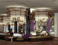 Nobu Hotel Concept - Rockwell Group
