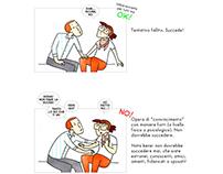 Manuale di consigli per non molestare il prossimo