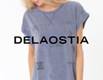 Calligraphy collection - Delaostia