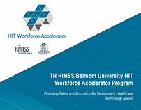 TN HIMSS HIT Workforce Accelerator brochure