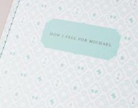Michael & Julie's Wedding Invitation