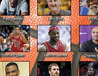 Basketball Piece