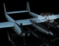 The Aviator Visual Effects XF-11