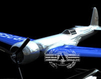 The Aviator Visual Effects H-1 Racer