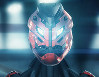"COMPOSITING - Toyota Prius ""Sci-Fi Masks"" Commercial"