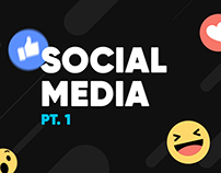 SOCIAL MEDIA | REDES SOCIAIS