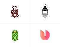 30 logos in August 2018