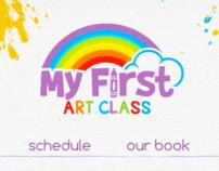 My First Art Class