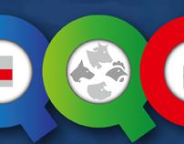 Logo Qualidade desenvolvido para Pfizer