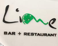 Brand Identity - Lime - Bar+ Restaurant
