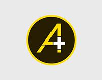 Identité / Branding : 4A+ / SAQ