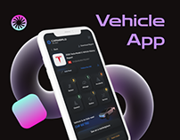Brand new Vehicle App