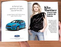 Ford - anúncio de revista