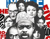 Village Voice Covers 2016–