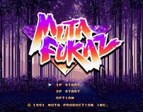 Muta Arcade Games Bamboo