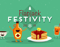 Flapjack Festivity Character Animations