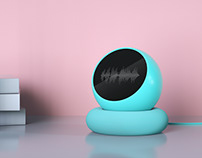 Ting Donut smart speaker