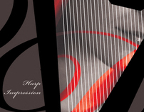 Harp Impression - CD cover