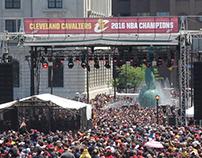 Thank You Cleveland, Ohio