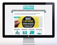 Lisa Ryan Portfolio Website