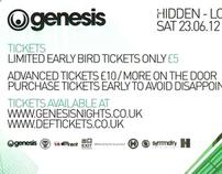 Genesis Nights
