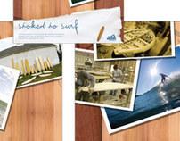 Grain Surfboards Ad