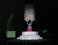 3D Mapping Monument of Soviet Army Sofia