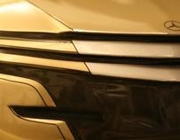 Bionic Mercedes S Class