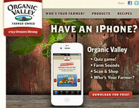 Organic Valley - iPhone and iPad Apps
