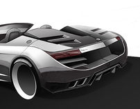 Inspired by Audi R8