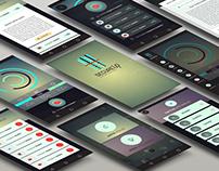 SecureUp Mobile Application