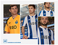 Porto FC Kit Launch