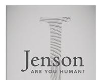 Jenson: Are You Human?