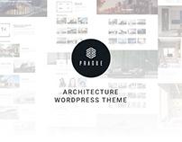 Prague - Architecture WordPress Theme