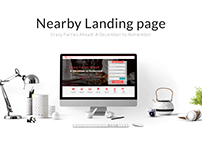 Nearby Landing page